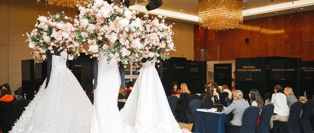 Wedding Travel Fair Moscow