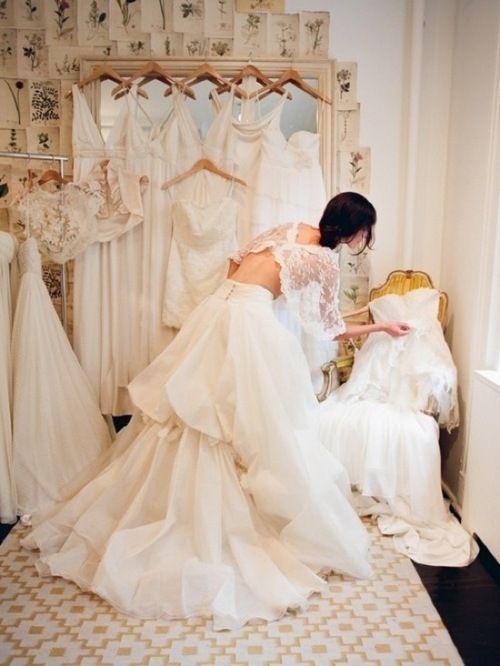 Порвать платье невесты