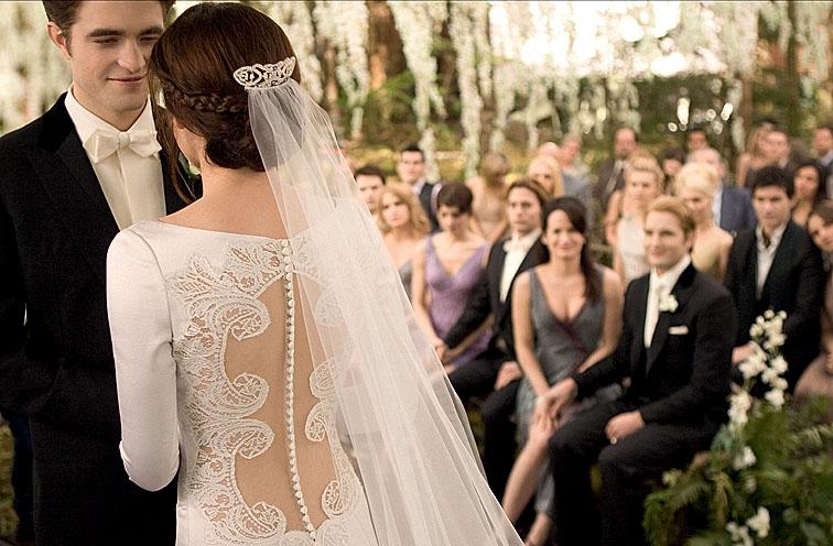 Кристен стюарт ее  свадебное