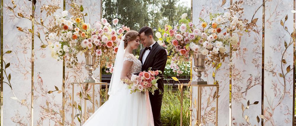 7ceca53652d Самые красивые свадьбы 2017  лучшая флористика