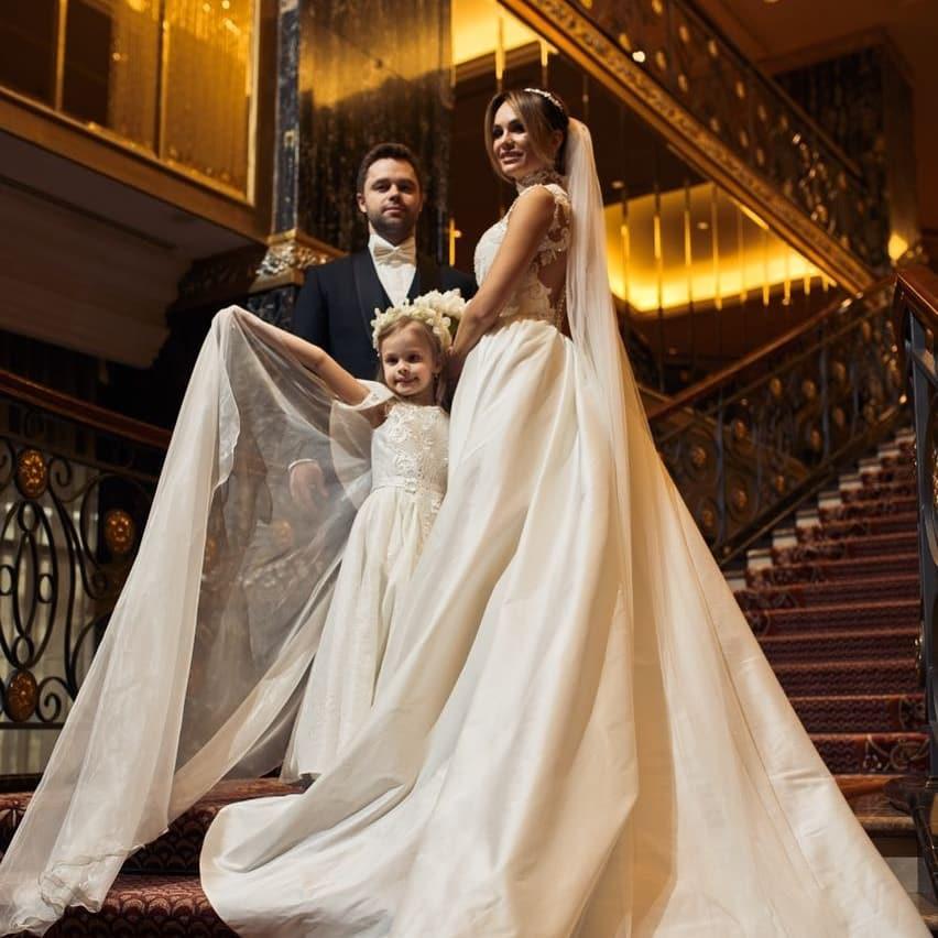Виталий гогунский с женой фото — img 14