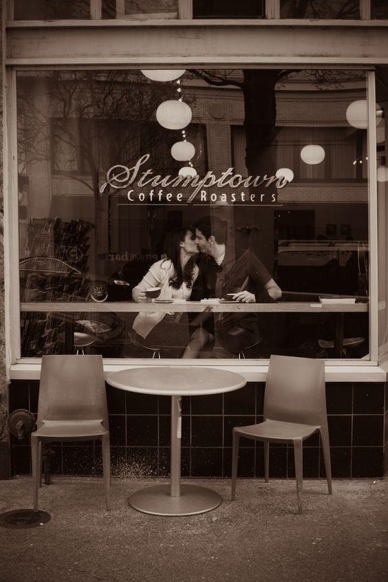 Seks in het restaurant