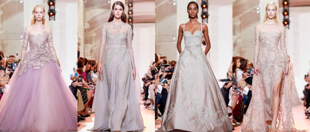 564b636ea236de0 Elie Saab Haute Couture: лучшие платья новой коллекции | Wedding
