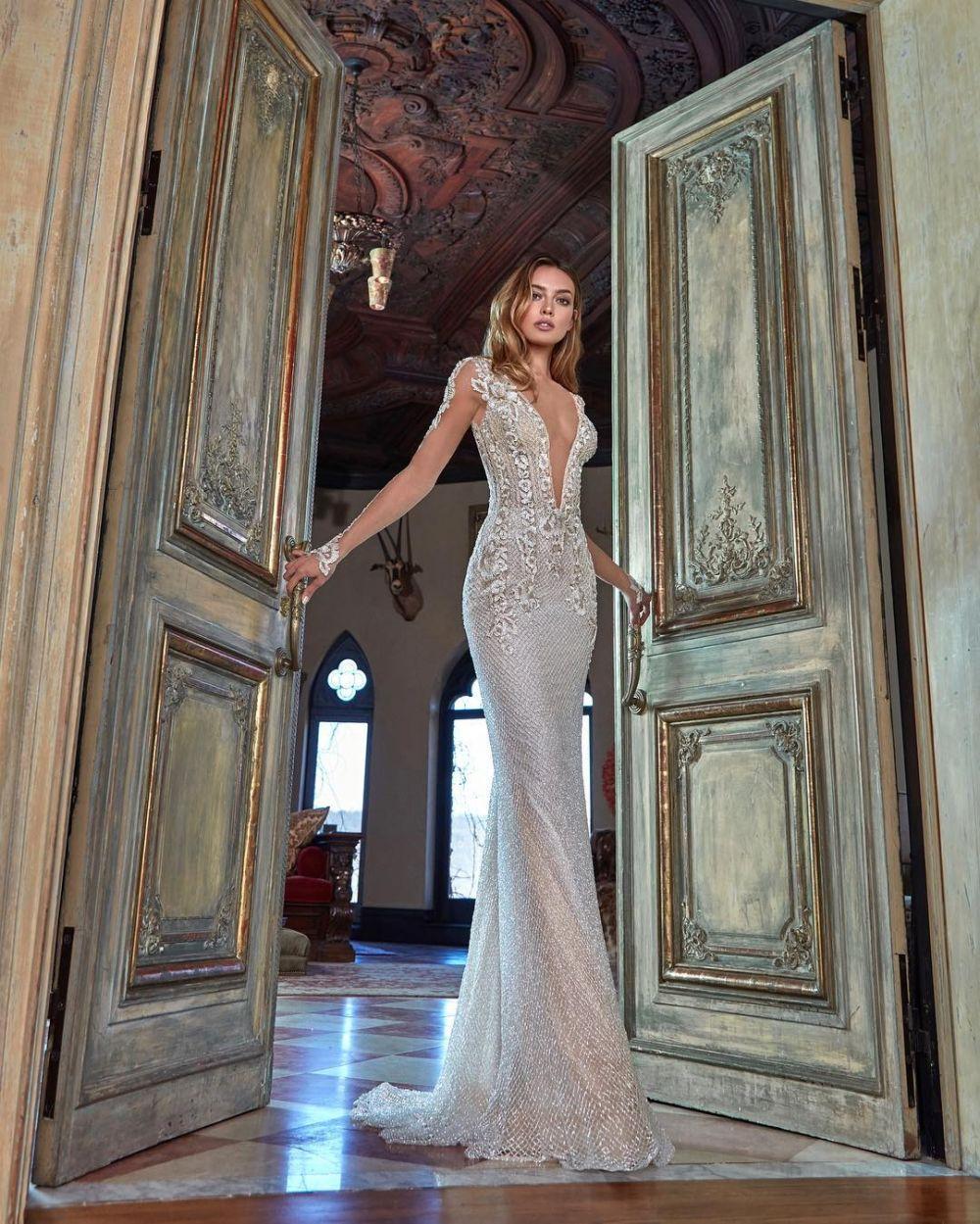 3e9fb4a3280 Blanche Moscow представляет в России свадебные платья Haute Couture от  лучших дизайнеров свадебной моды