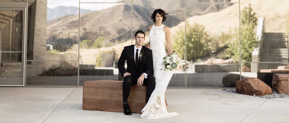 Свадьба в современном стиле: 16 безупречных решений
