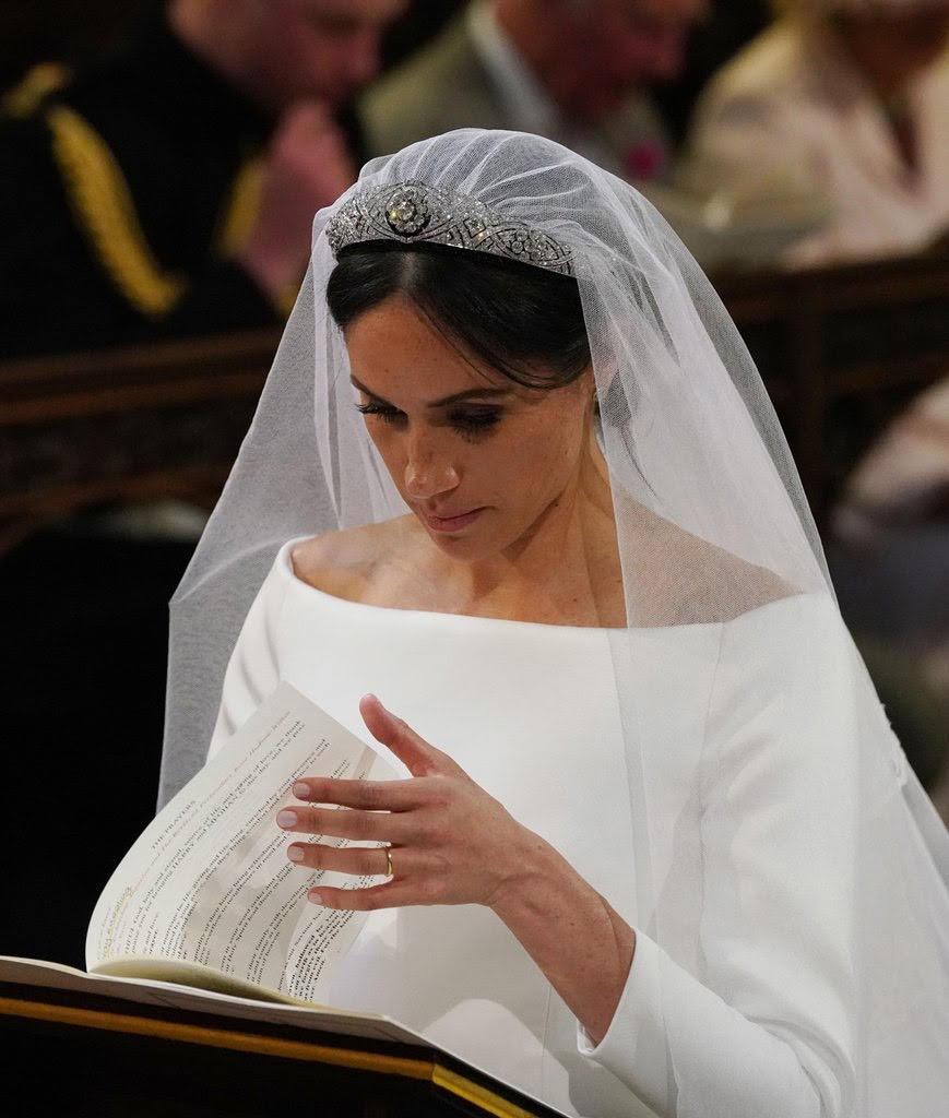 Как повторить свадебный маникюр Меган Маркл: 3 совета | WEDDING