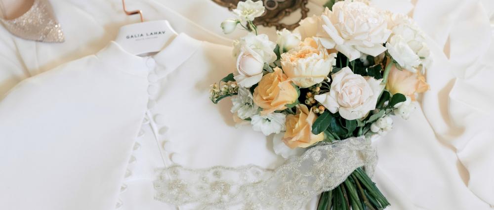 Как выбрать свадебный букет: в новом сезоне