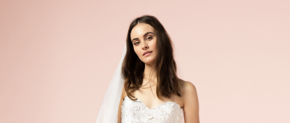 Новые коллекции Vera Wang и Monique Lhuillier: в Wedding by Mercury