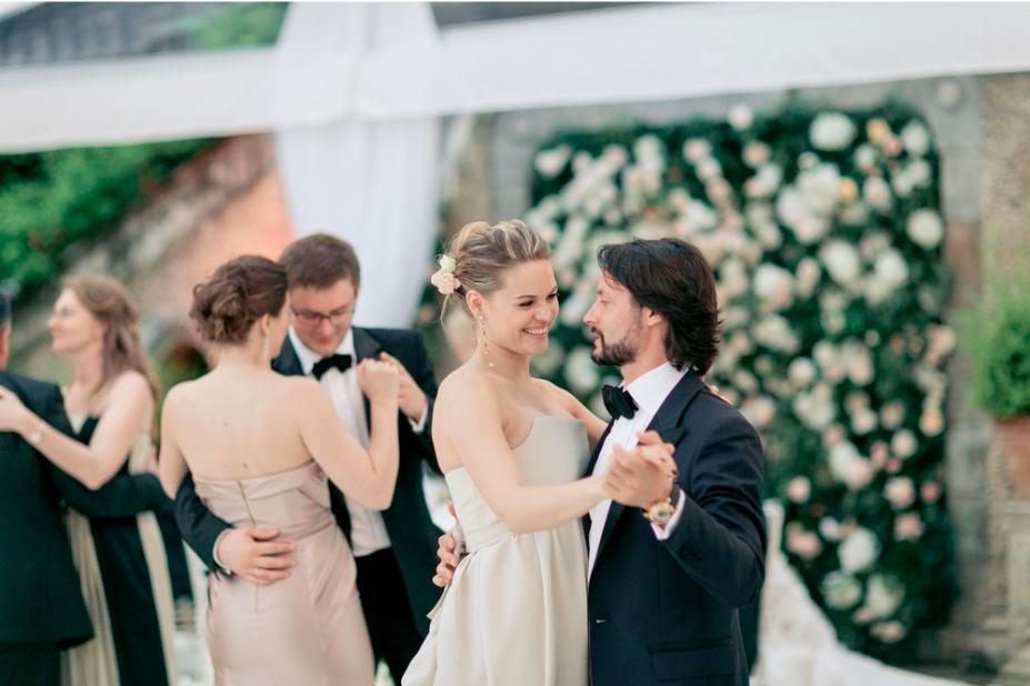 Приглашать ли бывшего мужа на свадьбу