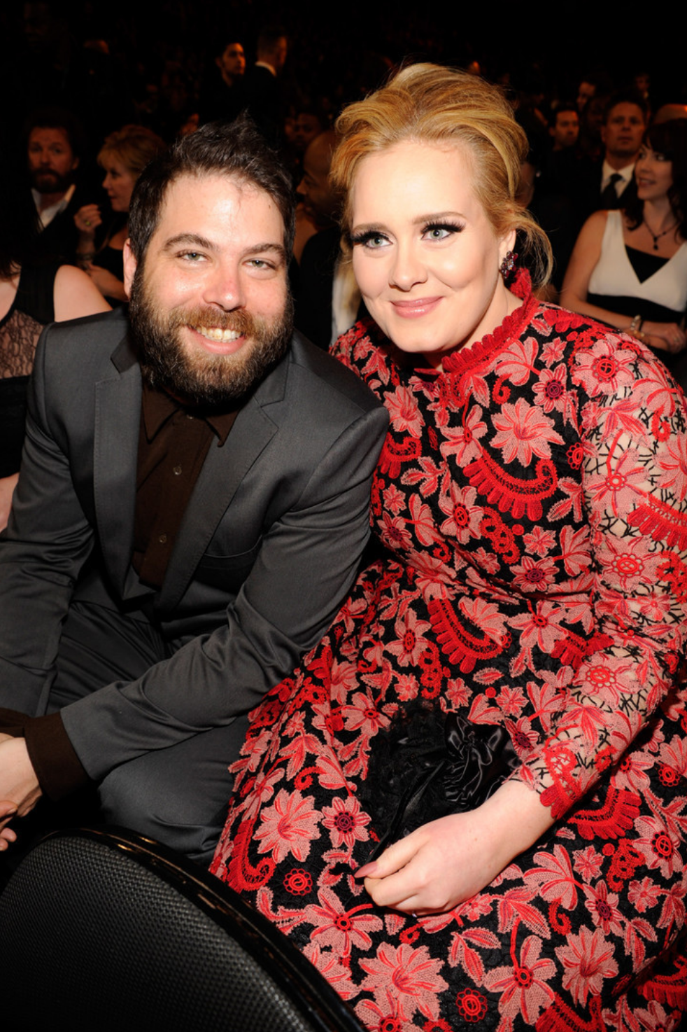 adele and husband simon konecki have separated report - 732×1100
