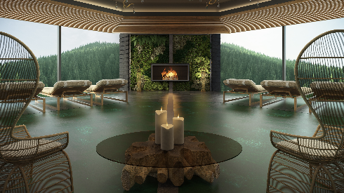 Отель Lefay Resort & SPA Dolomiti