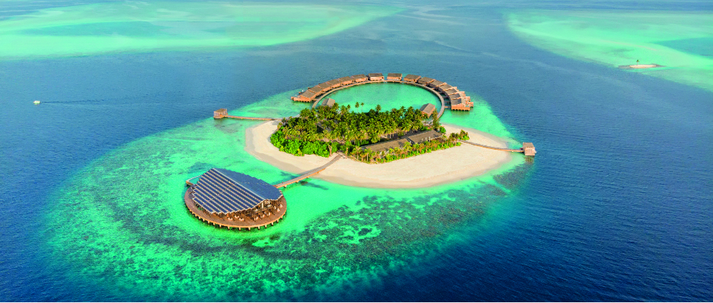 Отель для свадьбы: Kudadoo Maldives Private Islands